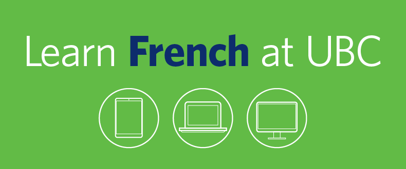 Register for Winter French Courses