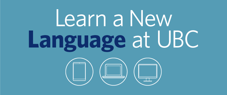 Learn a New Language at UBC Extended Learning