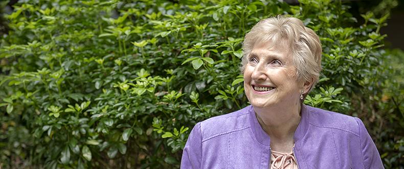 Sheila Winder's story