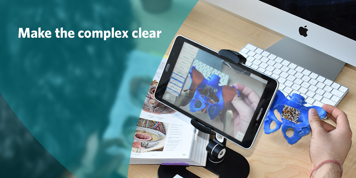 Make the complex clear with UBC Biomedical Visualization and Communication program