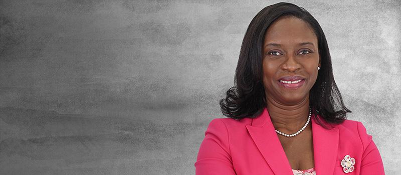 Adenike Oyenuga, a 2019 graduate of the UBC Certificate in Organizational Coaching program