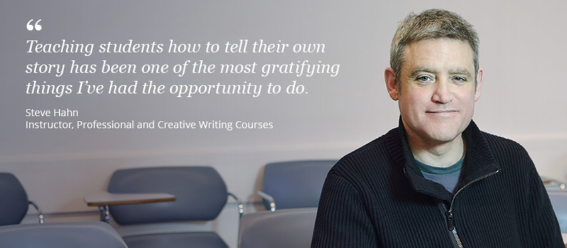 university creative writing courses