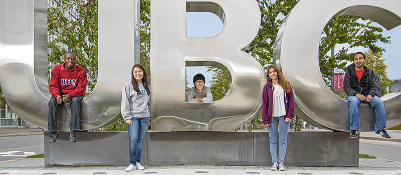 UBC Summer Programs for High School Students