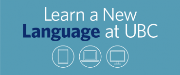 Learn a New Language at UBC